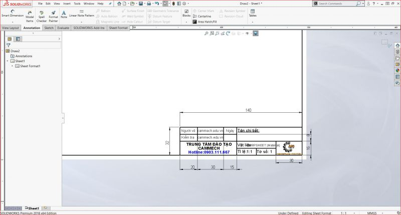 Solidworks,Drawing