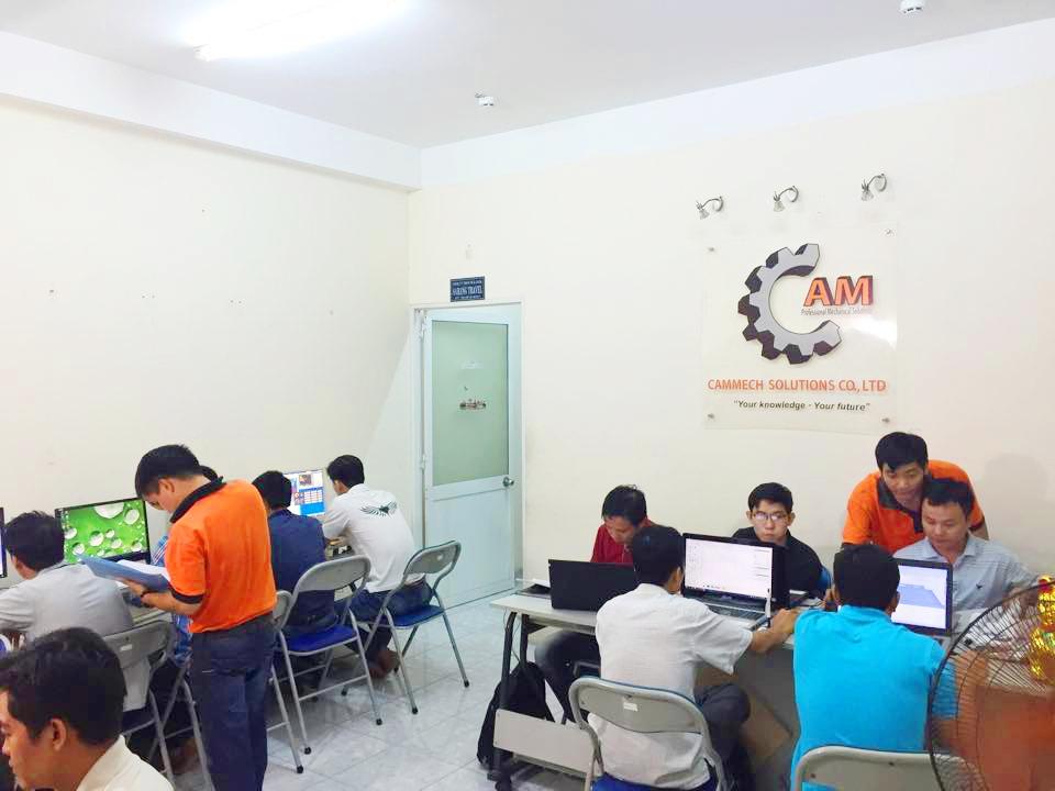 Dạy và học tại Cơ sở 2