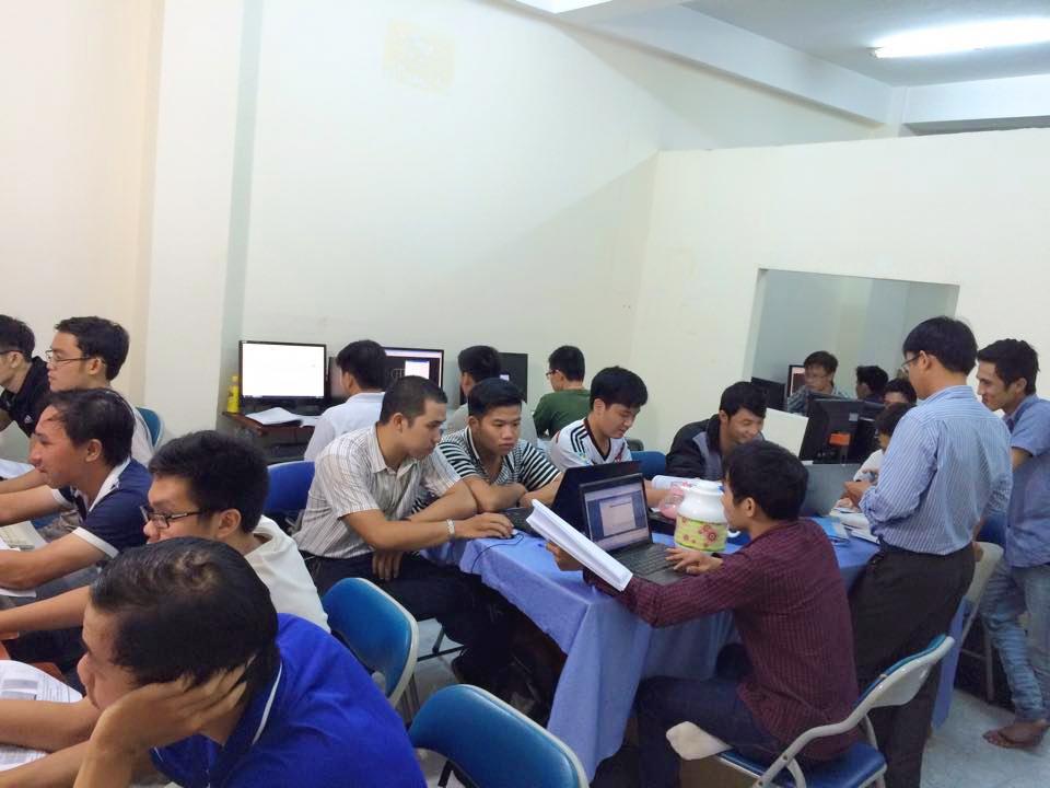 Dạy và học tại Cơ sở 3