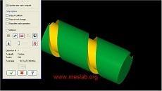 MasterCam X- Gia công trục Vít với Axis Substitution: Thay thế trục