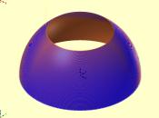 Mastercam - Surface contour chạy dao vùng không mong muốn và cách khắc phục