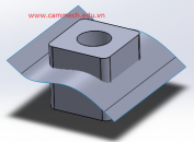 SolidWorks: Các lệnh thiết kế trong  Multibody Parts (phần 2)