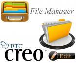 Creo Parametric - Quản lý File