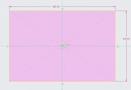 Mẹo cố định kích thước trong sketch CREO