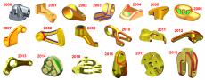 Mẫu Mania® của hãng Solidworks trong 19 năm qua