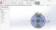 Thủ thuật solidworks: tự động xoay sketch về hướng nhìn NORMAL TO