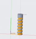 Volume helical sweep và cách thực hiện( Trên Creo 5.0 )